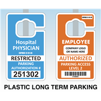 DIY Parking Permits - Authorized Access
