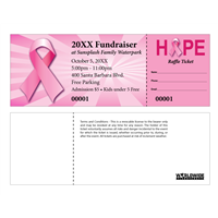 Support Breast Cancer Raffle Tickets