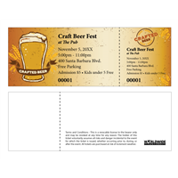 Craft Brewery Tickets