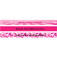 Pink Ribbon Wristbands
