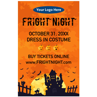 Design It Yourself 12 X 18 Halloween Posters