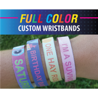 DIY Event Wristbands