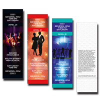 General Admission High School Dance Tickets