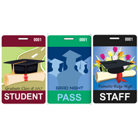 Design It Yourself Graduation Badges