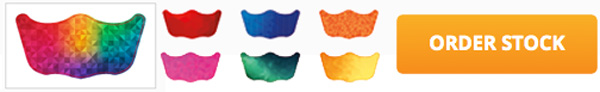 Order generic face masks. 7 colors in-stock and ready to ship!